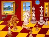 una jugada de ajedrez