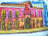 casa colorada