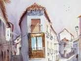 calle real en velez blanco