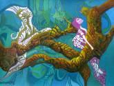 flor de mamey y espiritu selvicola