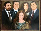retrato familia cardenas narvaez