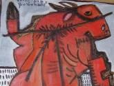 toro rojo 1