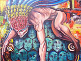 sagitario, arquero mesoamericano