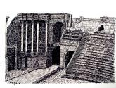 Beit shean anfiteatro