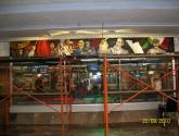 murales bicentenario y centenario en el metro zócalo 6/6