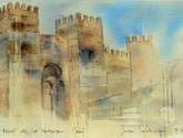 castillo de baños de la encina (jaén)