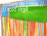 trossets de colors (pedacitos de color)