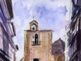 iglesia de san miguel de andújar (parte posterior)