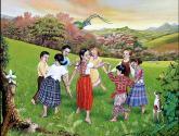 ronda de la paz y la eterna primavera