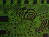 universo en color verde