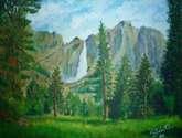 entre montañas y bosques