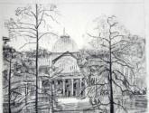 Madrid, Palacio de Cristal de El Retiro