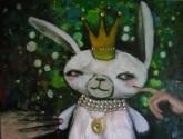lady rabbit