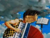 acordeón y acordeonista