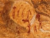 antropomorfos, zoomorfos y arqueros - fuente del sabuco