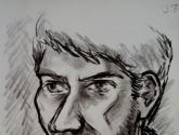 auto retrato do artista m.west