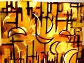 composicion en amarillos