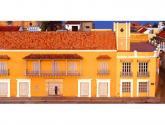 Cartagena-Fachada Amarilla