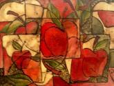 collage manzanas