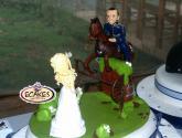 boda hipica personalizado