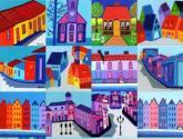 Pueblos y calles