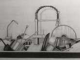 cacharros en la cocina