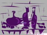 botellas cubistas 2