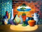la lampara tiffany