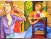 homenaje a pintor