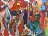 la metamorfosis del híbrido Obras de arte