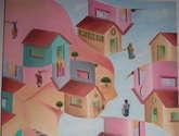 saban arte  -  hermanosaban - saban pinturas - guatemala - el pasado