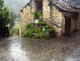 llueve sobre charo