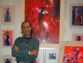 foto del pintor