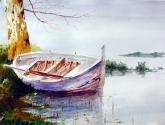 barca encayada