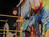 of the immigrants mural bronx : y yo ya estaba! i was already here! 9