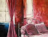 habitacion rosa
