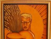 el segador de trigo