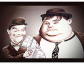 laurel y hardy