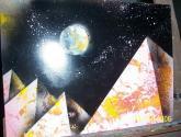 4 piramides