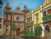 iglesia de san pedro claver (sector amurallado cartagena de indias)