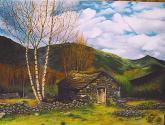 cabaña pastores