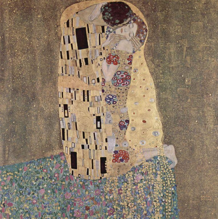 Reproducciones de El beso Gustav Klimt - Artelista.com