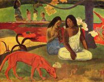 arearea, 1892