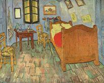 the artist's room in arles
