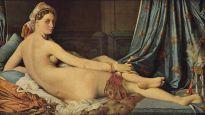 la grande odalisque (the large odalisque), 1814