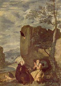 san antonio abad y san pablo ermitaño