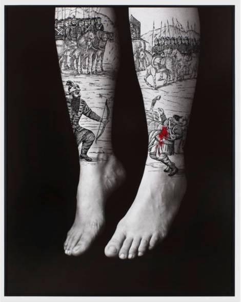 Shirin Neshat. Divine Rebellion, 2012