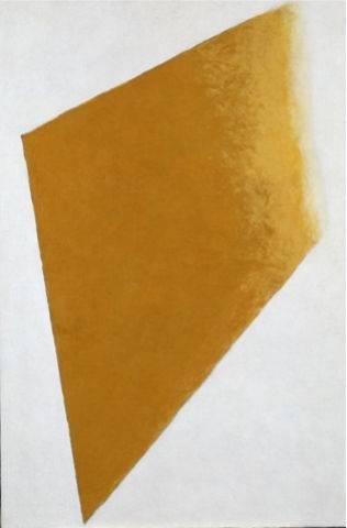Plano amarillo en disolución, 1917-1918